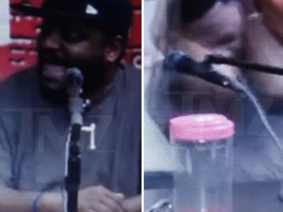 Aries Spears Firing Back With Lawsuit After Radio DJ's Fistfight  (VIDEO)