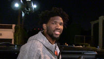 Joel Embiid Likes His Chances for NBA Rookie of the Year