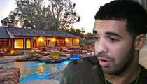 Drake's House Burglarized By Oddly Thirsty Fan