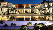 Jennifer Lopez and A-Rod Shack Up in Marc Anthony's Beach Community (PHOTO GALLERY)