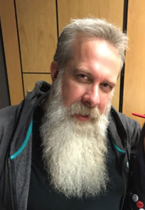 "Bryan Johnson now -- 49 years old -- is one third of the funny ""TESD"" podcast and ""Comic Book Men."""