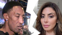 Scottie Pippen & Larsa Moving Forward with Divorce, But It's Friendly (PHOTO)
