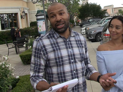 Derek Fisher Says He'll Help Carmelo Anthony Through Breakup (VIDEO)