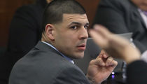 Aaron Hernandez's Lawyers File Motion to Dismiss Murder Conviction