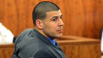 Aaron Hernandez Reportedly Had Bible Verse Written On Forehead