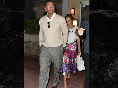 J Lo & A-Rod On the Move Again ... Hola, Miami! (PHOTO)