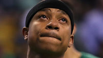 Isaiah Thomas: Sister's Death is the 'Hardest Week Of My Life'