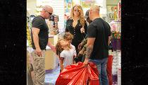 Mariah Carey Goes HARD on Toy Shopping Spree (PHOTO + VIDEO)