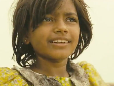 Youngest Latika in 'Slumdog Millionaire' 'Memba Her?!