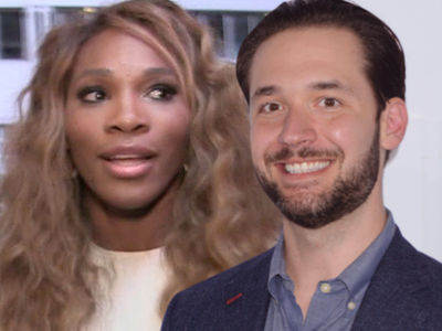 Serena Williams' Team Confirms Baby On the Way, Finally