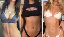 Bikini Bods at Coachella -- Guess Who!