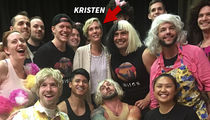 Kristen Wiig Crashes Dodgeball Game, Pumps Up Team Named After Her (PHOTOS)