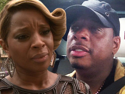 Mary J. Blige Says Her Ex Jacked $420k to Live It Up with New GF