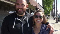 Ronda Rousey Engaged to Travis Browne, We're Getting Married! (VIDEO + PHOTO GALLERY)