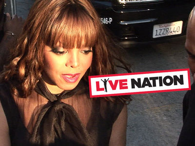 Live Nation Sued Over Janet Jackson's 'Unbreakable' Tour Postponement