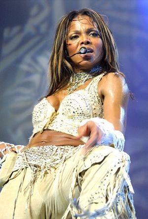 Janet Jackson Performance Photos