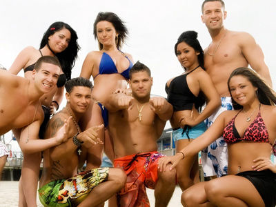 'Jersey Shore' Reunion Aired Last Night -- Wait'll You See What Ronnie Tweeted About Being MIA!