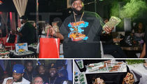 Killer Mike's Marijuana-Themed Birthday Was Lit (PHOTO GALLERY)