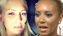 Mel B Sued for Defamation By Nanny Lorraine Gilles Who Claims They Had 3-Way Sex