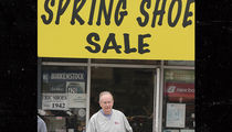 Bill O'Reilly Life After FOX News, Looking for a New Deal On Shoes (PHOTOS)