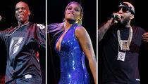 DMX, Eve, Swizz Beatz Reunite For Ruff Ryders Reunion Show