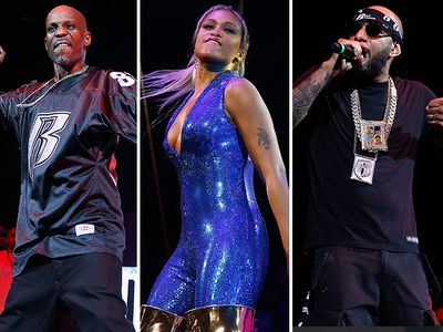 DMX, Eve, Swizz Beatz Reunite For Ruff Ryders Reunion Show