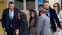 NFL Stars Attend Aaron Hernandez Funeral