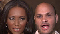 Mel B Claims Stephen Belafonte Produces Porn, Keep Our Kids Away
