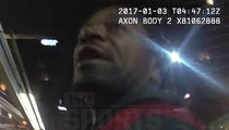 New Pacman Jones Arrest Footage Released, 'Keep Yelling and See What Happens' (VIDEO)