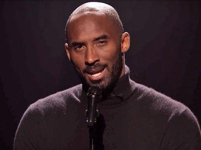 Kobe Bryant Busts Out Slam Poem About Steve Urkel