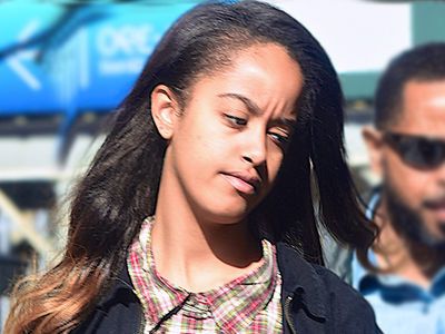 Malia Obama's Obsessed Fan Who Proposed Marriage Off the Hook