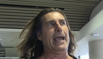 Fabio Blames California Governor For Home Burglary (VIDEO)
