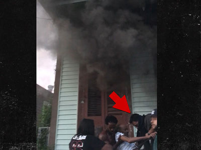 Master P Biopic Director Saves Wheelchair-Bound Man from Burning House (VIDEO)