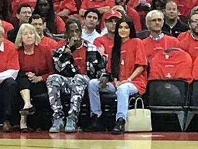 Kylie Jenner and Travis Scott Get Even Closer After Holding Hands at Coachella (PHOTOS)
