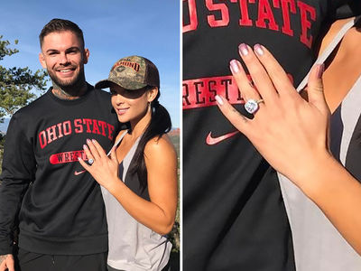 UFC's Cody Garbrandt Engaged to Hot Girlfriend (PHOTO)