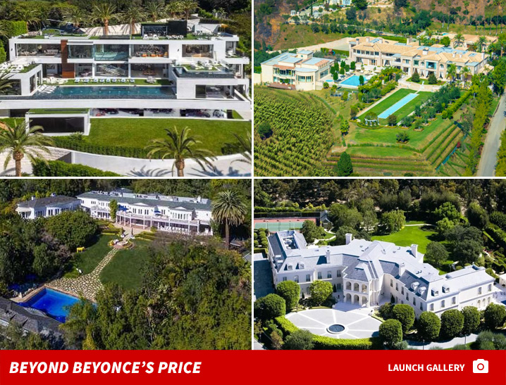 Beyonce And Jay Z Canu0027t Find A House In L.A. On Their Budget!!!