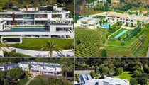 Beyonce and Jay Z Can't Find a House in L.A. On Their Budget!!! (PHOTO GALLERY)