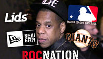 Jay Z Sued for Using 'ROC NATION' Logo (PHOTO)