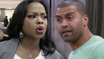 Phaedra Parks Brutally Reminds Apollo Nida, Prenup Still Applies in Divorce Do-Over