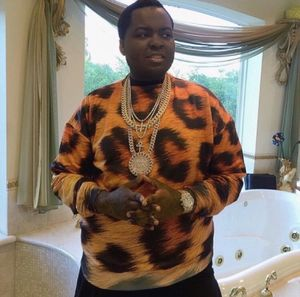 Sean Kingston's Jewelry