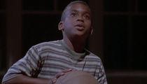 Young Michael Jordan in 'Space Jam' 'Memba Him?!