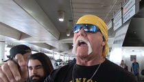 Hulk Hogan Keeps All of His Used Bandanas, Hundreds of 'Em! (VIDEO)