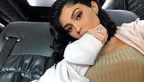 Kylie Jenner Posts Underboob Photo from the Car on Instagram (PHOTO)