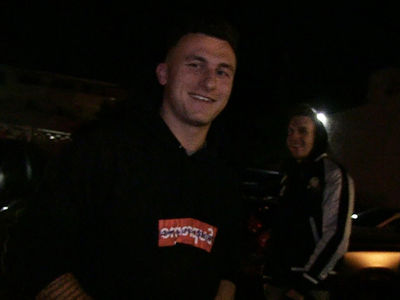Johnny Manziel Doesn't Want a Bachelor Party, is Working on NFL Return (VIDEO)