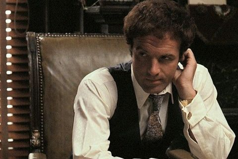 James Caan in The Godfather