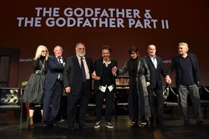 The Godfather Cast Reunited For 45th Anniversary