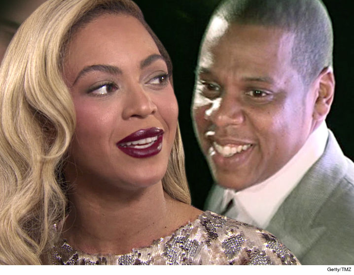 The Beyonce and Jay Z twins have arrived, we think