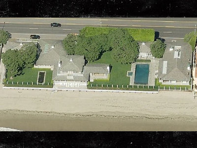 David Geffen Sells Mega-Malibu Estate for a Record $85 MILLION!!! (PHOTO)
