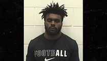 Evander Holyfield's Football Star Son Arrested on Drug Charges (MUG SHOT + UPDATE)