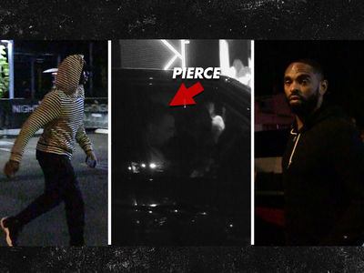Chris Paul & Paul Pierce Party in L.A. After Playoff Loss (VIDEO)